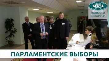 Лебедев: у миссии СНГ положительное впечатление о ходе досрочного голосования в Беларуси