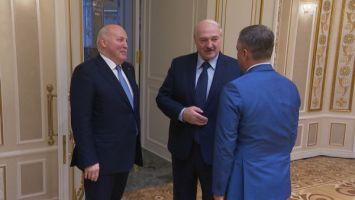 Лукашенко о сотрудничестве с Иркутской областью: у нас много планов, нам надо встряхнуться