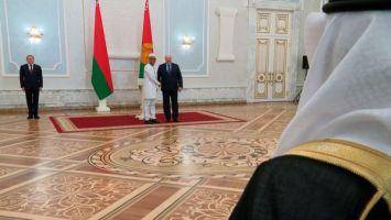 Лукашенко принял верительные грамоты послов 6 стран