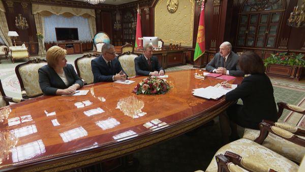 Лукашенко пообещал поддержку производителям рыбной продукции