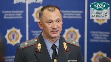 Многие граждане пытались спровоцировать драку с милицией - Кубраков