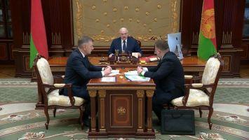 О значении ВПК и санкционных угрозах - Лукашенко доложили о работе военно-промышленного комплекса