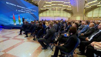Лукашенко: реформы и еще раз реформы, но как совершенствование того, что у нас есть