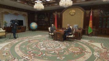 Лукашенко рассказал, чего ждет от нового состава белорусского парламента