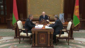 Лукашенко о выделении финансирования: просто под обещания денег не будет, нужен четкий расчет
