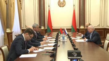 Словакия - надежный партнер Беларуси в Европе
