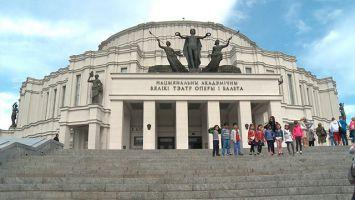 Закулисье Большого театра Беларуси