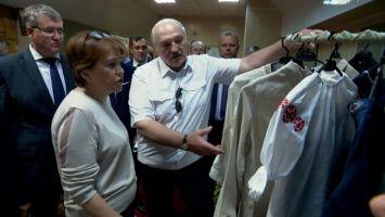 Оршанскую фабрику художественных изделий передают льнокомбинату
