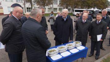Лукашенко поручил к 1 октября завершить в Беларуси сев озимых