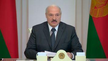 Лукашенко рассчитывает на более широкую поддержку ЕС и России в укреплении безопасности на общей границе