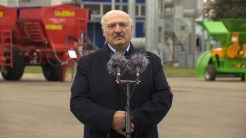 Лукашенко о предвыборном шуме: надо делом заниматься, а не расшатывать страну