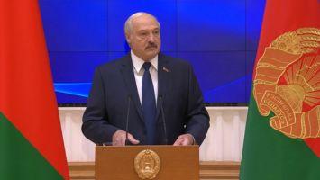 Что Лукашенко записал в актив белорусского парламента за годы независимости страны