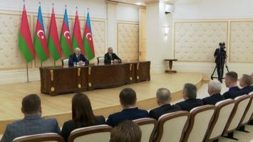 Беларусь искренне приветствует договоренности о прекращении военных действий в Нагорном Карабахе - Лукашенко