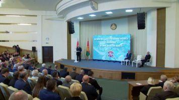 Лукашенко: исполнительская и технологическая дисциплина, стабильность - основа любого развития