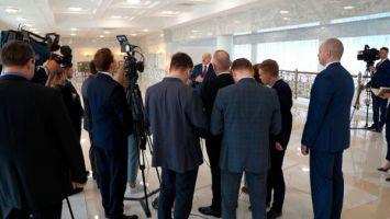 Лукашенко: даже европейцы ужаснулись от требований беглых белорусских оппозиционеров