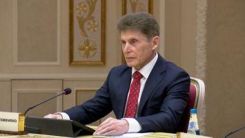 Губернатор Приморского края похвалил качество белорусской техники и особенно дизель-генераторов