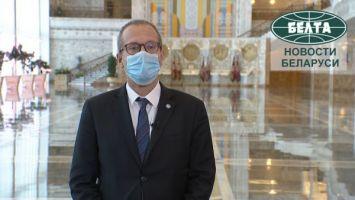 Ханс Клюге рассчитывает на присоединение Беларуси к инициативе COVAX по обеспечению доступа к вакцинам от COVID-19