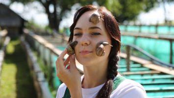 В Беларуси выращивают улиток для французских ресторанов