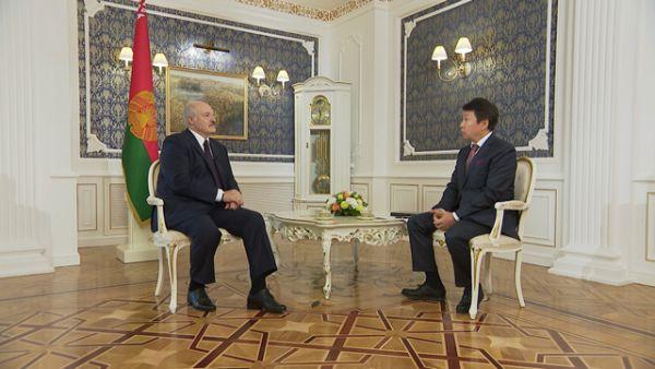 Лукашенко о сотрудничестве Беларуси и Казахстана: мы прибавим, отношения будут еще лучше