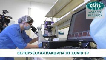 Минздрав о белорусской вакцине от COVID-19