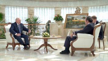 Лукашенко рассказал, кто стоит за провокациями в адрес Беларуси