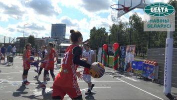 Баскетбол для всех: открытие новой площадки