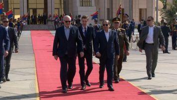 Завершился официальный визит Лукашенко в Египет