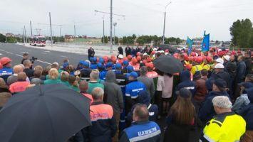 Лукашенко о строительстве кольцевой вокруг Витебска: это надо делать, деньги мы найдем