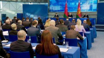 Виктор Лукашенко избран на пост президента НОК
