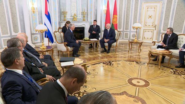 Лукашенко: Беларусь для Кубы всегда будет надежным и преданным другом