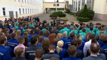 Лукашенко о правильности выбранного Беларусью пути в условиях пандемии