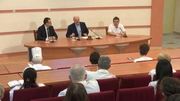 Какие планы Запад вынашивает против Беларуси? Лукашенко на встрече с врачами озвучил сводки спецслужб