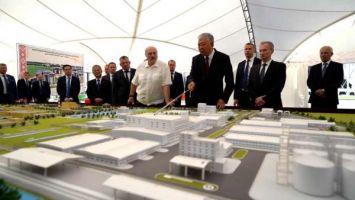 """""""Это больше, чем космос"""" - Лукашенко высоко оценил инвестпроект по организации современного агропроизводства БНБК"""
