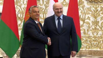 Лукашенко - Орбану: если мы о чем-то договоримся, Беларусь будет свято это выполнять