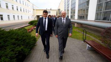 "Лукашенко посетил завод ""Атлант"""