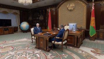 Лукашенко ориентирует НОК на популяризацию спорта в Беларуси
