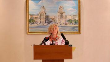 Украина призывает прекратить огонь в зоне конфликта к 1 сентября