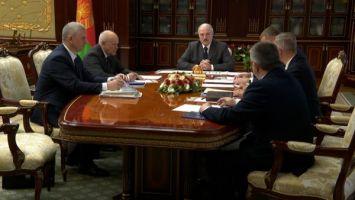 Нет дефицита и ажиотажа - Лукашенко доложили о ситуации на потребительском рынке и ценообразовании
