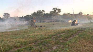 Реконструкция событий обороны Брестской крепости