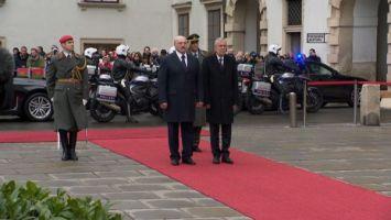Встреча Лукашенко и Ван дер Беллена прошла в Вене