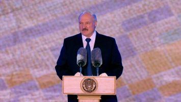 Лукашенко в Александрии: таких праздников, которые бы объединяли основные славянские народы, немного