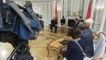 Лукашенко положительно оценивает интерес США к региону Восточной Европы