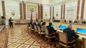 Андрейченко: корректировка Конституции должна осуществляться только по тем вопросам, которые назрели и очевидны