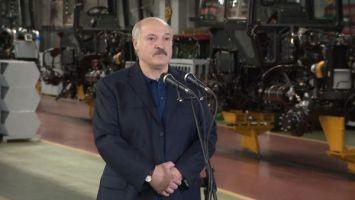 Лукашенко ответил на вопрос о своих возможных симпатиях к потенциальным кандидатам на выборах