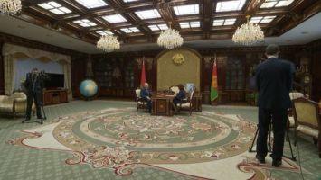 Лукашенко призывает на фоне распространения вирусов поберечь пожилых людей