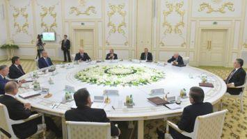 Лукашенко: принятие декларации о неразмещении РСМД стало бы важным шагом в снижении напряженности