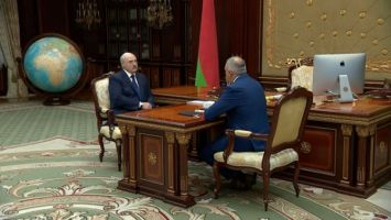 Комплекс белорусско-российских отношений стал главным вопросом на встрече Лукашенко с Румасом