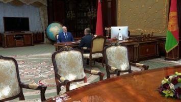 Лукашенко: нужно исключить всякое ненужное посредничество внутри Беларуси