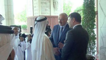 От финансов до сельского хозяйства: Лукашенко в ОАЭ обсудил с вице-президентом перспективные проекты