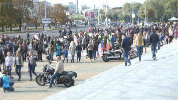 Закрытие мотосезона-2016 H.O.G. Rally Minsk